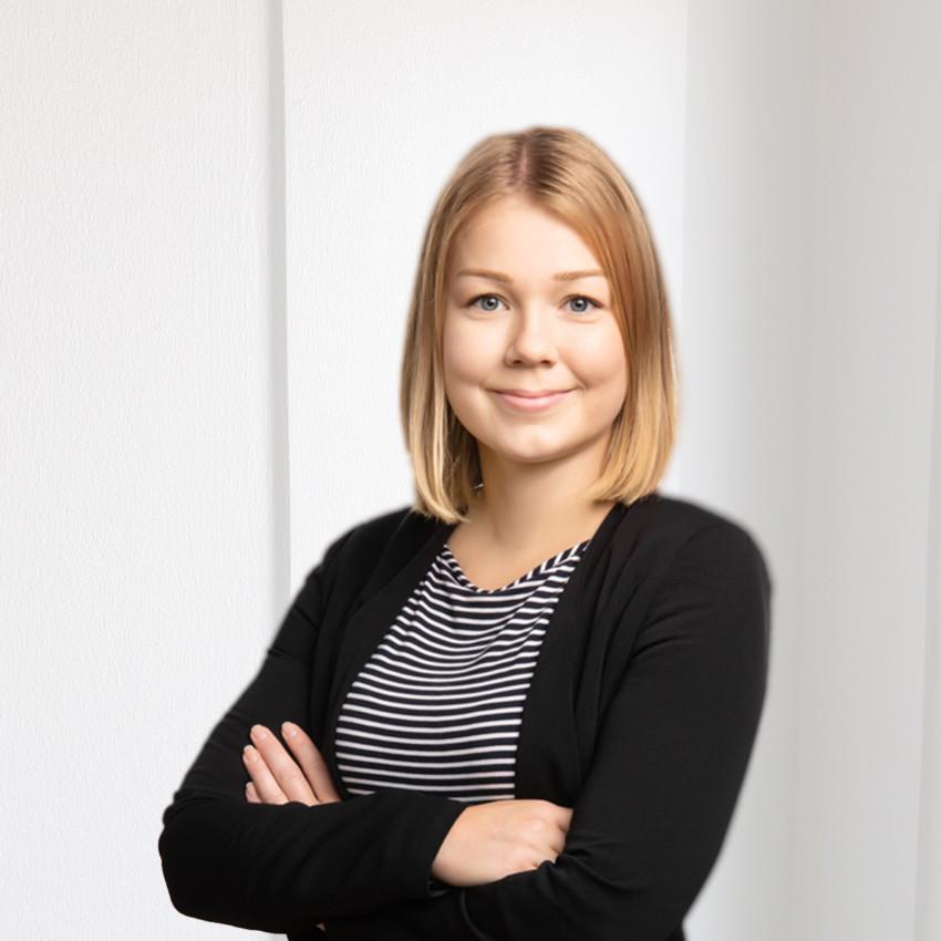 Kauppakamarin palveluneuvoja Mari Polvinen